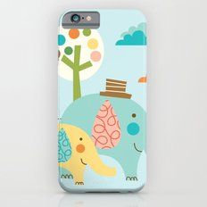 Jungle Ellies iPhone 6s Slim Case