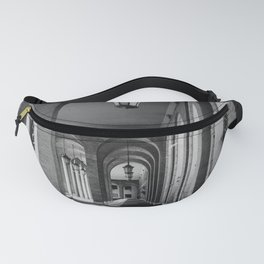 Arcade in Madrid Fanny Pack