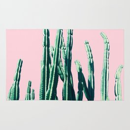 Green Cactus 14 Rug