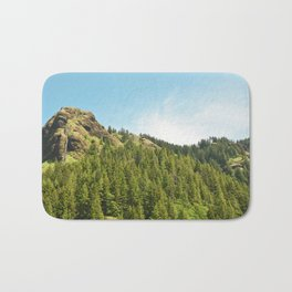 Saddle Mountain Oregon Forest Volcano Woods Landscape Northwest Bath Mat