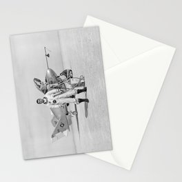X-24A on Lakebed Stationery Cards