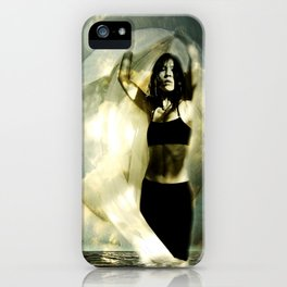 Rising from the Deep iPhone Case