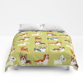 WELSH DOGS Comforters