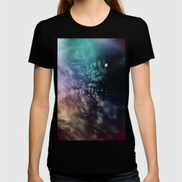 Polychrome Moon T-shirt