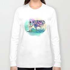 Mermaid Motel Long Sleeve T-shirt