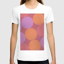 Sunset Shadows Moon T-shirt