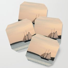 Sunset Sail Coaster