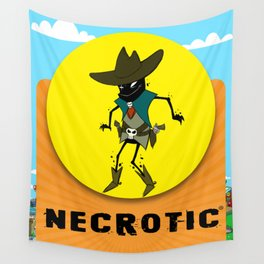 Necrotic Wall Tapestry