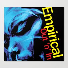 Empirical 'Out 'n' In' Album cover Canvas Print