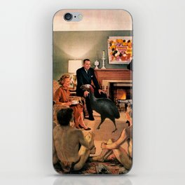 The First Thanksgiving iPhone Skin