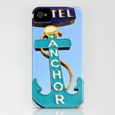 Anchor Motel iPhone (4, 4s) Slim Case