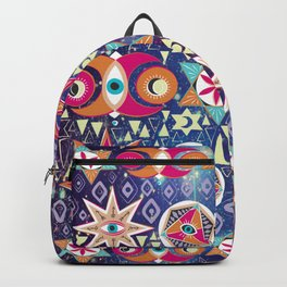 Mystical Tribes Backpack