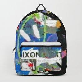 Frank Zappa Pop Art Backpack