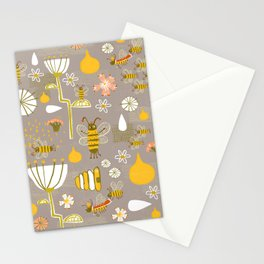 What's the buzz Stationery Cards
