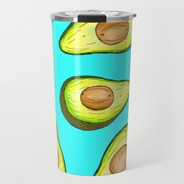 Avocado Loveliness Travel Mug