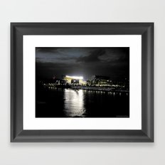 City of Champions Framed Art Print