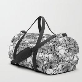 Animal Crowd Duffle Bag