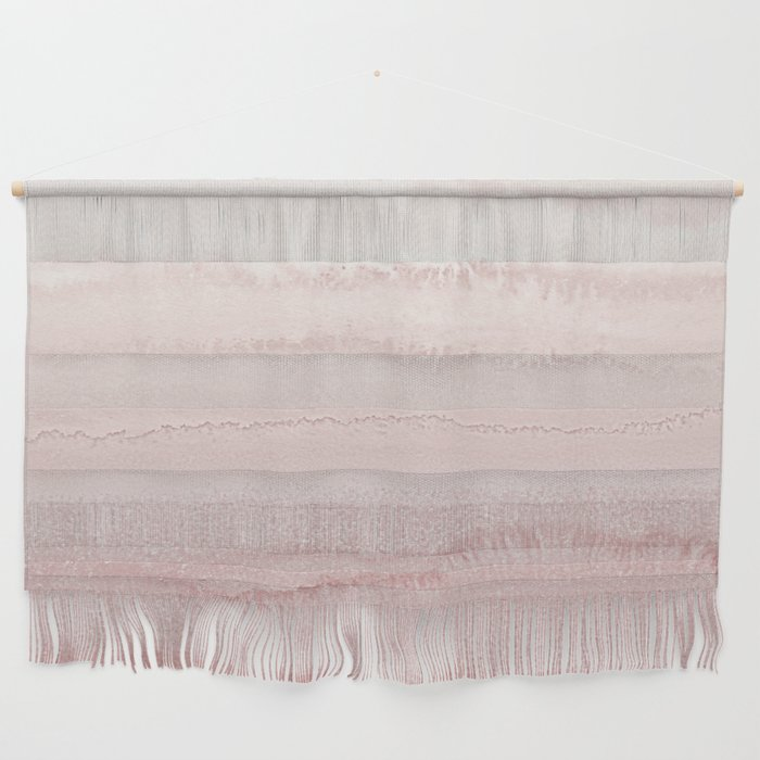 WITHIN THE TIDES - BALLERINA BLUSH Wall Hanging