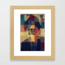 Variations Framed Art Print