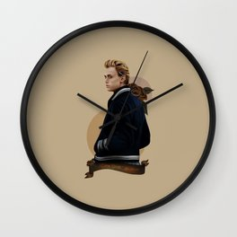 EVEN BECH NÆSHEIM Wall Clock