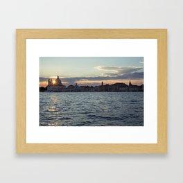 Venice V Framed Art Print