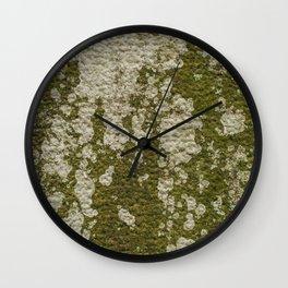 Nature texture Wall Clock