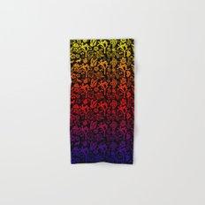 Joshua ree Heatwave by CREYES Hand & Bath Towel