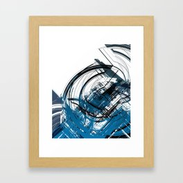 91418 Framed Art Print
