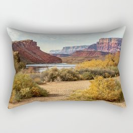 Lee's Ferry, Arizona Rectangular Pillow