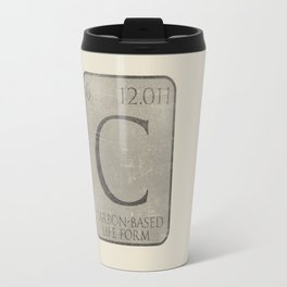 Carbon-Based Life Form Travel Mug
