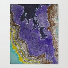 Follow Me To The Shore Canvas Print