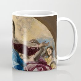 """El Greco (Domenikos Theotokopoulos) """"The Assumption of the Virgin"""" Coffee Mug"""