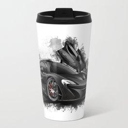 Mclaren P1 (Black) Travel Mug