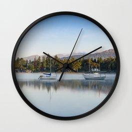 Morning Calm Wall Clock
