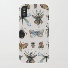 Entomology Slim Case iPhone X