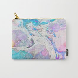 Messy Paint #society6 #decor #buyart Carry-All Pouch