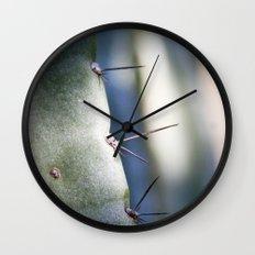 Needles I Wall Clock