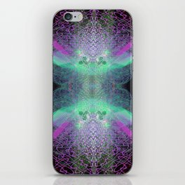 Scramble Light Entity IV iPhone Skin