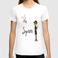 coven T-shirts featuring The Supreme by Dax M
