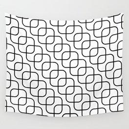 kaskada (white) Wall Tapestry