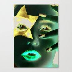 Kiss Paul Canvas Print
