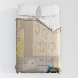 Personalized Collage Comforters