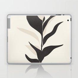 Abstract Minimal Plant Laptop & iPad Skin