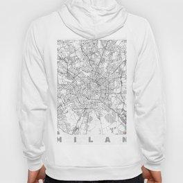 Milan Map Line Hoody