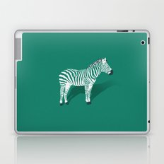 Animal Kingdom: Zebra III Laptop & iPad Skin