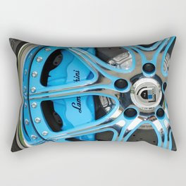 Lamborghini Rectangular Pillow