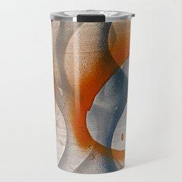 Spray Fish Travel Mug
