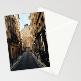 Streets of Old Lyon Stationery Cards