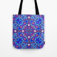 Rather be blue Tote Bag