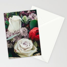 The Beauty of Flowers Stationery Cards